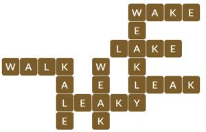 Wordscapes Fall 6 level 16918 answers