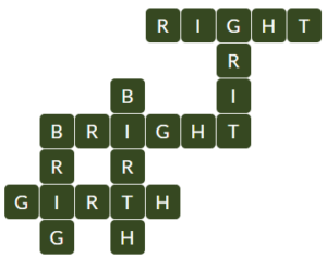 Wordscapes Fall 8 level 15848 answers