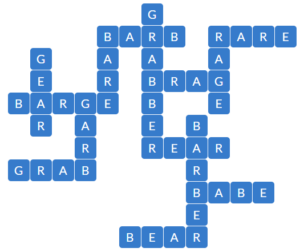 Wordscapes Far 5 Level 14149 Answers