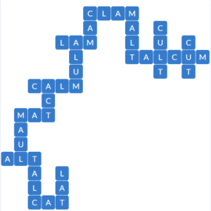 Wordscapes Far 8 Level 14152 Answers
