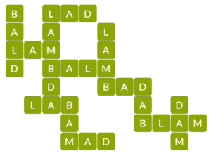 Wordscapes Field 13 Level 14413 Answers