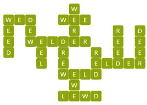 Wordscapes Field 5 Level 14405 Answers