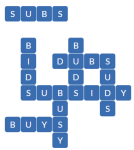 Wordscapes Float 11 level 13067 answers