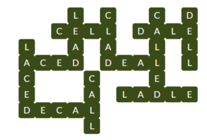 Wordscapes Frond 2 Level 10786 Answers