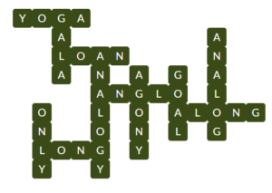 Wordscapes Frond 6 Level 10790 Answers