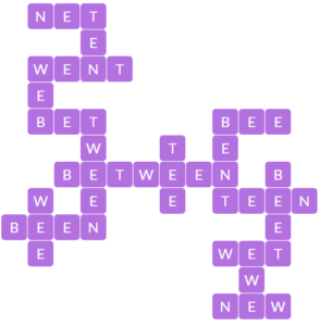Wordscapes Gift 11 level 16267 answers