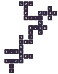 Wordscapes Grass 5 Level 12325 Answers