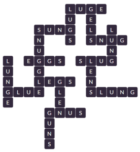 Wordscapes Grass 7 Level 14391 Answers