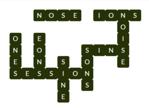 Wordscapes Green 10 Level 12666 Answers