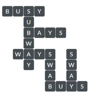 Wordscapes Height 3 Level 14115 Answers