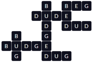 Wordscapes Light 1 level 19329 answers