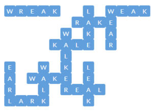 Wordscapes Oak 3 Level 11555 Answers
