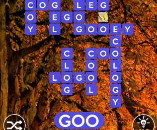 Wordscapes October 12 2020 answers today