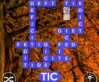 Wordscapes October 18 2020 Answers today