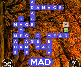 Wordscapes October 22 2020 Answers Today Daily