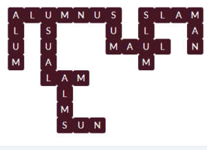 Wordscapes Pyre 10 Level 11610 Answer