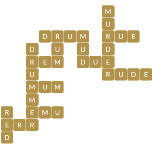 Wordscapes Ray 10 level 15306 answers