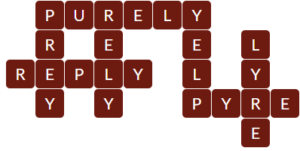 Wordscapes Red 14 level 17822 answers