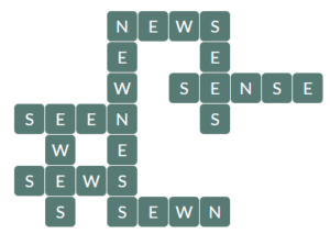 Wordscapes River 9 Level 12201 Answers
