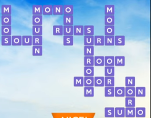 Wordscapes Sail 7 level 6743 answers
