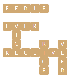 Wordscapes Shell 12 level 13484 Answers