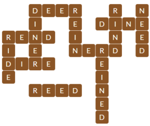 Wordscapes Sky 10 Level 13850 Answers