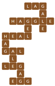 Wordscapes Sky 11 level 17979 answers