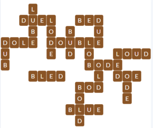 Wordscapes Sky 8 level 15912 answers