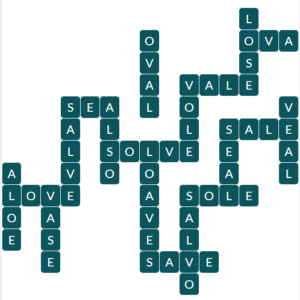Wordscapes Sol 1 level 16513 answers