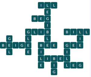 Wordscapes Sol 9 level 16521 answers