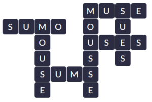 Wordscapes Space 10 level 17034 answers