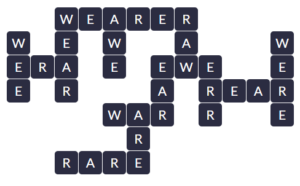 Wordscapes Space 2 level 19090 answers