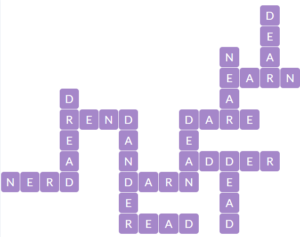 Wordscapes Spire 10 Level 14474 Answers