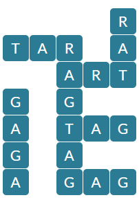 Wordscapes Up 13 level 10253 answers