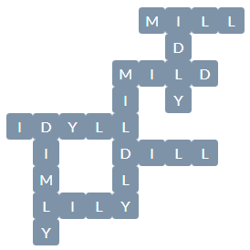 Wordscapes Valley 6 Level 11446 Answers