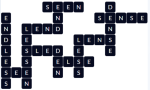 Wordscapes View 7 level 10199 answers