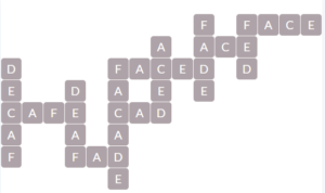 Wordscapes Wall 10 Level 13946 Answers