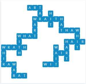 Wordscapes Wave 1 Level 11377 Answer
