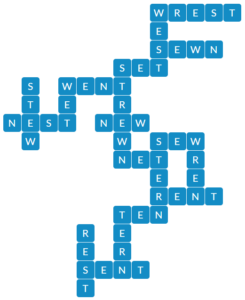 Wordscapes Wave 12 level 15516 answers