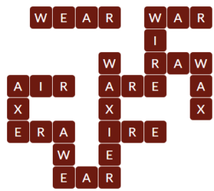 wordscapes Ruby 1 level 19809 answers