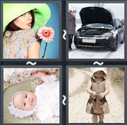 4 Pics 1 Word Level 1426 Answers