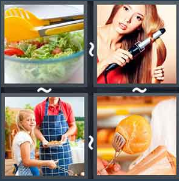 4 Pics 1 Word Level 1429 Answers