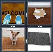 4 Pics 1 Word Level 1434 Answers