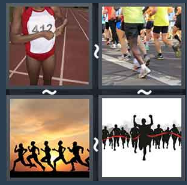 4 Pics 1 Word Level 1441 Answers