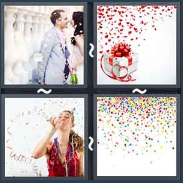 4 Pics 1 Word Level 1443 Answers