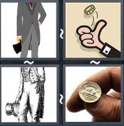 4 Pics 1 Word Level 1452 Answers