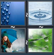 4 Pics 1 Word Level 1454 Answers