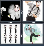4 Pics 1 Word Level 1459 Answers