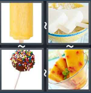 4 Pics 1 Word Level 1460 Answers