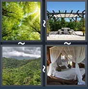 4 Pics 1 Word Level 1462 Answers